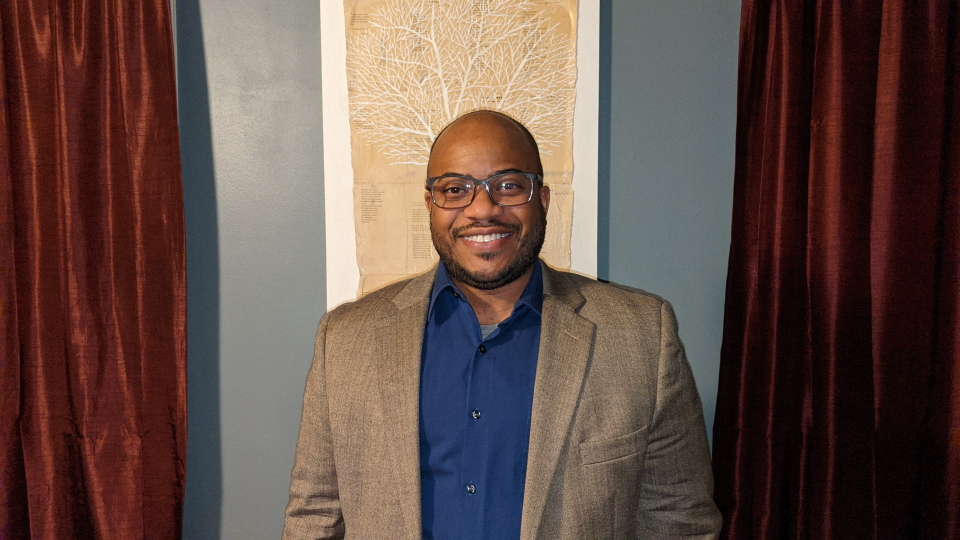Chaplain Raymond Walker III