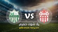 نتيجة مباراة حسنية اكادير ورجاء بني ملال اليوم 27-07-2020 الدوري المغربي