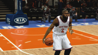 NBA 2K13 Raymond Felton Cyberface Patch