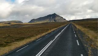 Península de Snaefellsnes (Snæfellsnes). Islandia, Iceland.