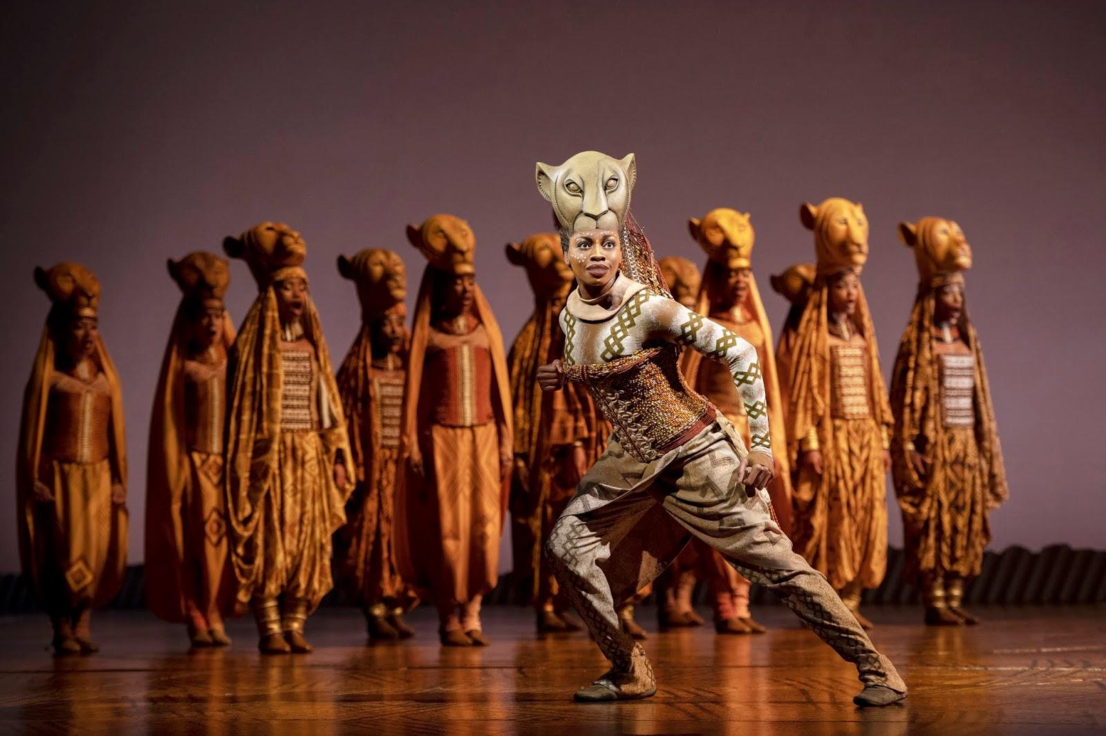 The Lion King Brings Back Adrienne Walker As Nala Amnews Curtain Raiser