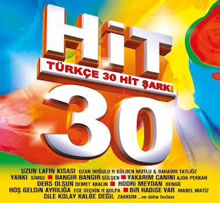 Türkçe hit 30 şarkı pop müzik indir