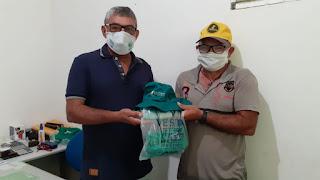 Secretaria de Infraestrutura realiza uma série de ações no município de Picuí