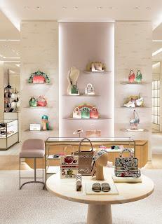 Boutique Dior El Palacio de Hierro Santa Fe