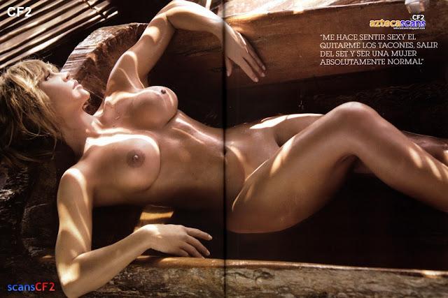 Aylin Mujica desnuda H Extremo Enero 2010-19