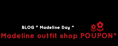 "BLOG "" Madeline Day """