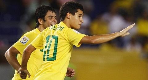 Tiền vệ trung tâm: Philippe Coutinho