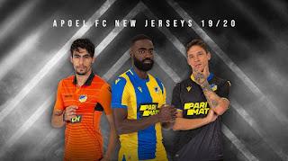 Ο ΑΠΟΕΛ παρουσίασε σήμερα τις επίσημες εμφανίσεις που θα φορέσουν οι «γαλαζοκίτρινοι» την νέα σεζόν (Βίντεος - Φώτος)