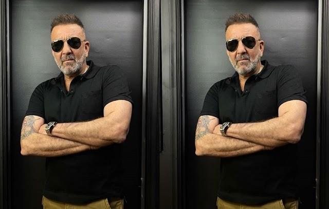 Sanjay dutt ने शेयर की तस्वीर, बेहद फिट नजर एक्टर, लिखा इन फिल्मों के लिए कस रहा हूं कमर