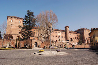 The castle at Moncalieri used to be the home of Italy's King Victor Emmanuel II in the late 19th century