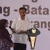 Jokowi Himbau, Warga Yang Baru Terima Uang Pembebasan Tanah Untuk Tidak Konsumtif