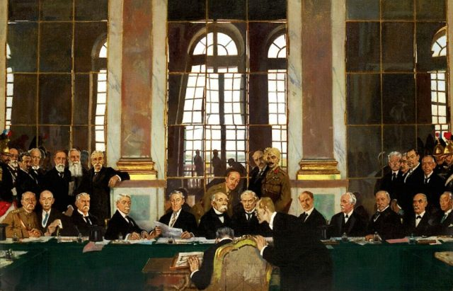 Perjanjian 1919 dan Penentangan Rakyat Iran Terhadap Inggris