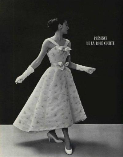 1954 Cristóbal Balenciaga