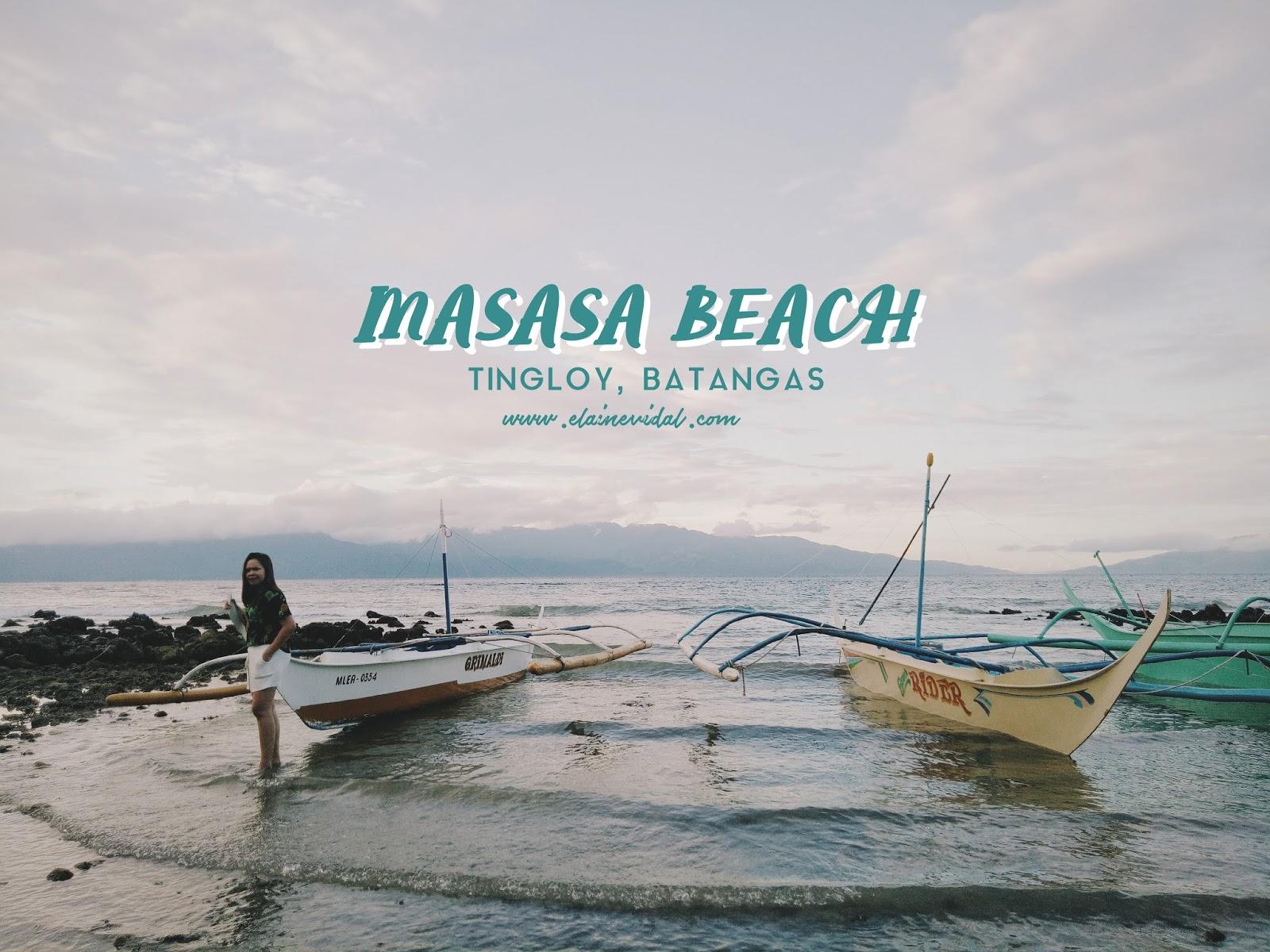 Masasa Beach 1