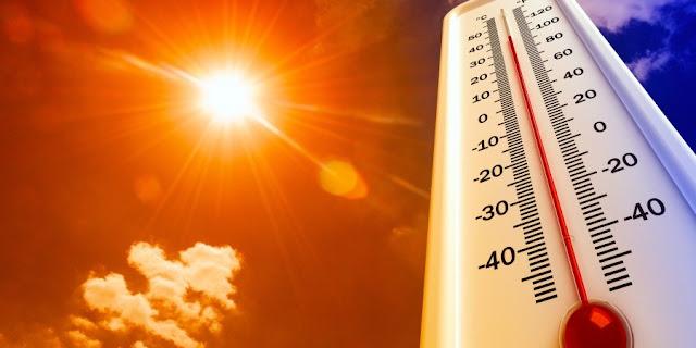 Πάνω από 36 βαθμούς η θερμοκρασία την Κυριακή 20/6 - Δείτε πόσο έφτασε στην Αργολίδα