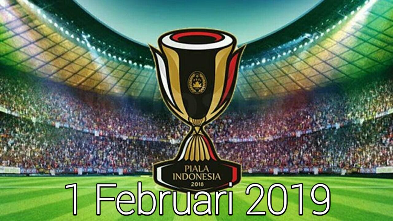 jadwal bisskey piala indonesia 1 februari
