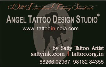 Tattoo Training Courses, Tattoo Learning, Tattoo making classes, Tattoo Schools in Delhi Gurgaon India