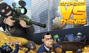 الحصول على مغامرة تحميل Snipers vs Thieves v2.7