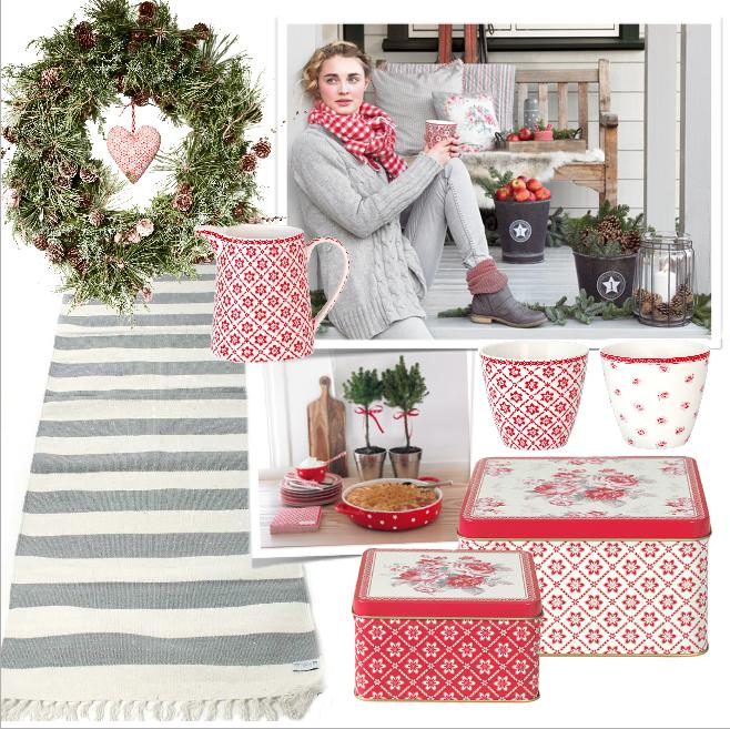 little white cottage neue weihnachtsartikel aus d nemark. Black Bedroom Furniture Sets. Home Design Ideas