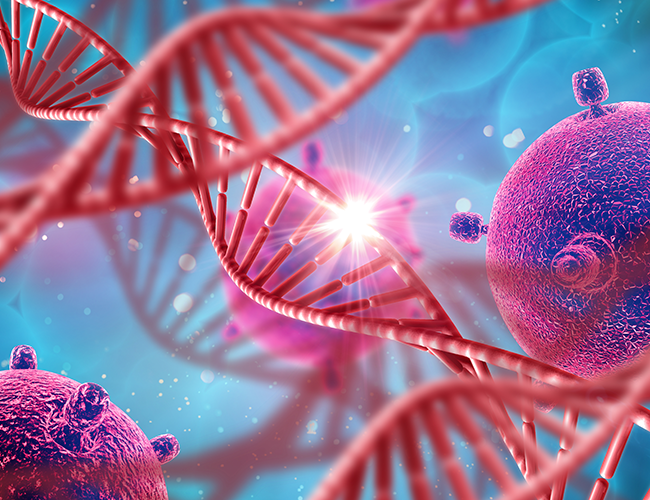 آلية تقنية كريسبر في تعديل الحمض النووي