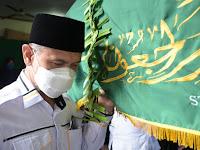 Pesan Menggetarkan Salman Alfarisi Saat Melepas Ibunda Kader PKS ke Peristirahatan Terakhir