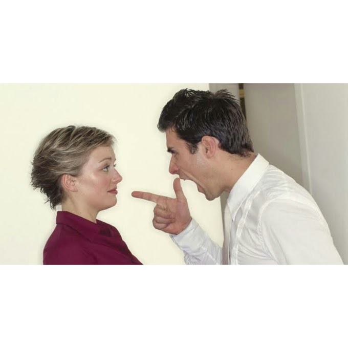 DEALING WITH ANGER IN YOUR RELATIONSHIP