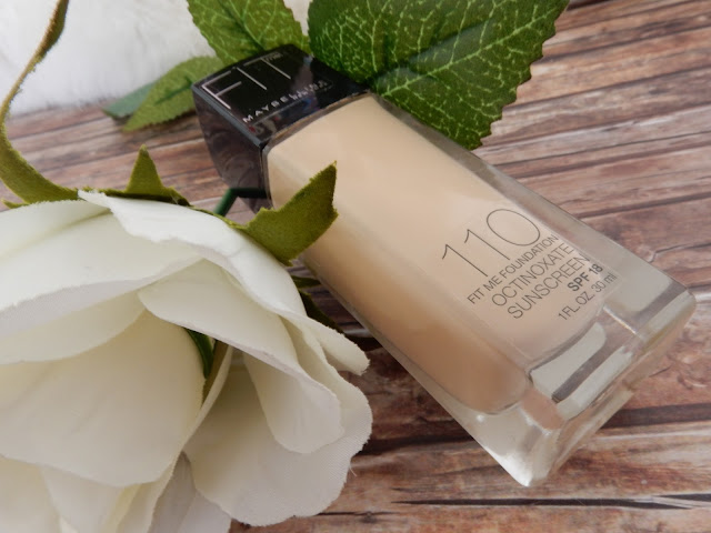 Maybelline Fit me Foundation 110