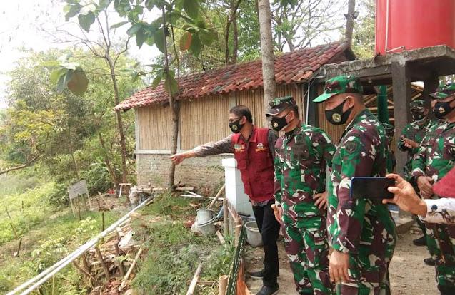 Kunker Pangdam Jaya