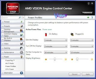 Cara Mengatur Kecerahan Layar Laptop Dan Komputer Melalui Software Driver VGA 2