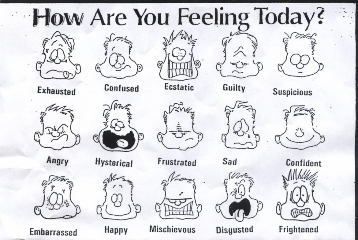 Quotes About Feelings And Emotions Quotesgram