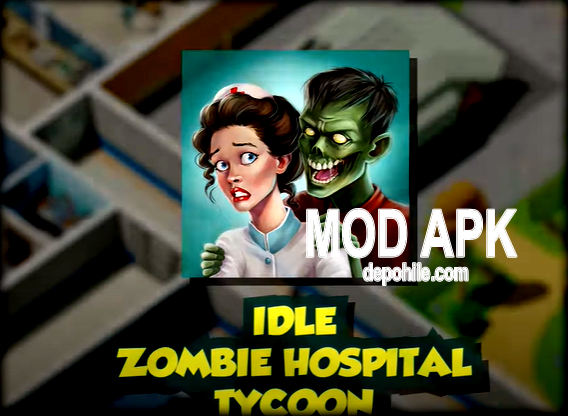Zombie Hospital Tycoon v0.40 Oyunu Para Hileli Mod İndir 2021