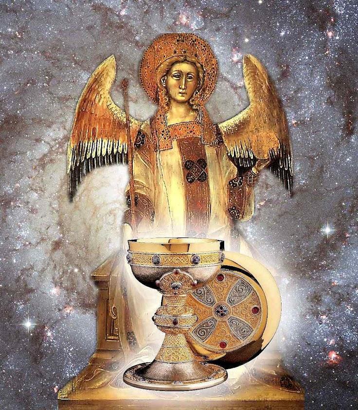 Com voz de anjo, o Céu veio a apresentar mais uma vez o cálice da penitência
