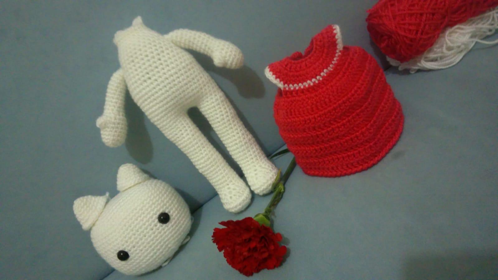 Amigurumi örgü Hello Kitty – 10marifet.org | 899x1599