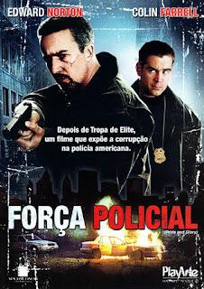 Força Policial - DVDRip Dublado
