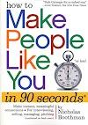 How to Make People Like You!
