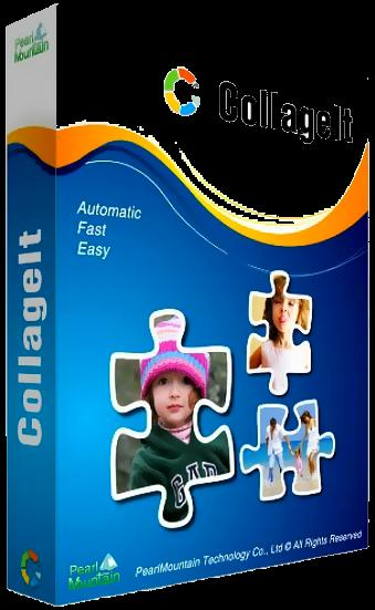 تحميل برنامج CollageIt لعمل الطوابع وملصقات الصور بشكل تلقائى