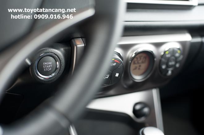 """toyota yaris 2015 toyota tan cang 12 -  - Giá xe Toyota Yaris 2015 nhập khẩu - """"Quả bom tấn"""" của dòng Hatchback"""