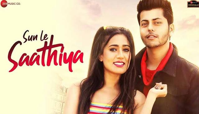 सुन ले साथिया (Sun le saathiya) lyrics Abhishek and Gima