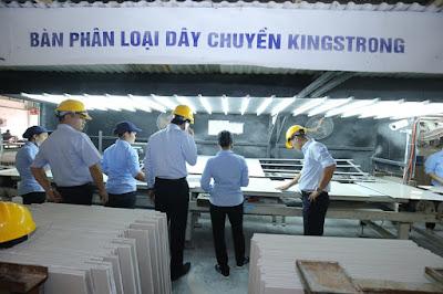 Ngành sản xuất vật liệu xây dựng dựng