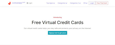 How to Get Free Unlimited Virtual Credit Cards for Free Trials Online