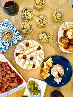 image Apéro time : recettes pour cocktail dînatoire estival