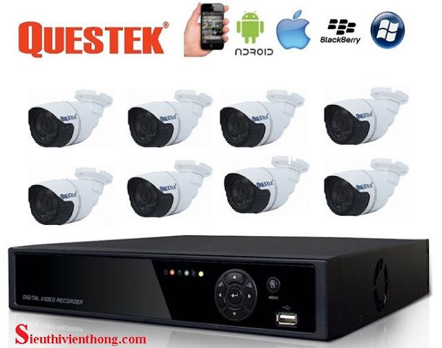 Lý do khách hàng sử dụng tin dùng Camera QUESTEK