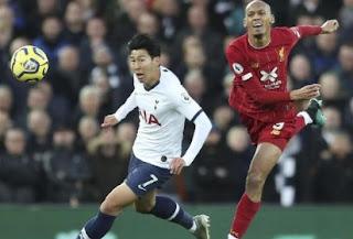 Tottenham Vs Liverpool MolaTV