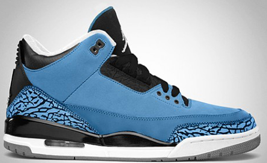 b3c526855dfbe4 ajordanxi Your  1 Source For Sneaker Release Dates  Air Jordan 3 Retro Dark  Powder Blue Black-White 2014