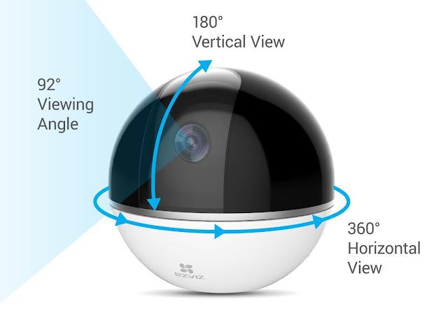 Ezviz Mini 360 Plus Review