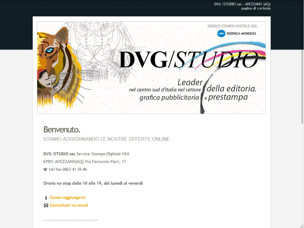 DVG Studio - Stampa Digitale 24h