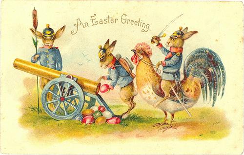 Bytes: Vintage Easter Cards
