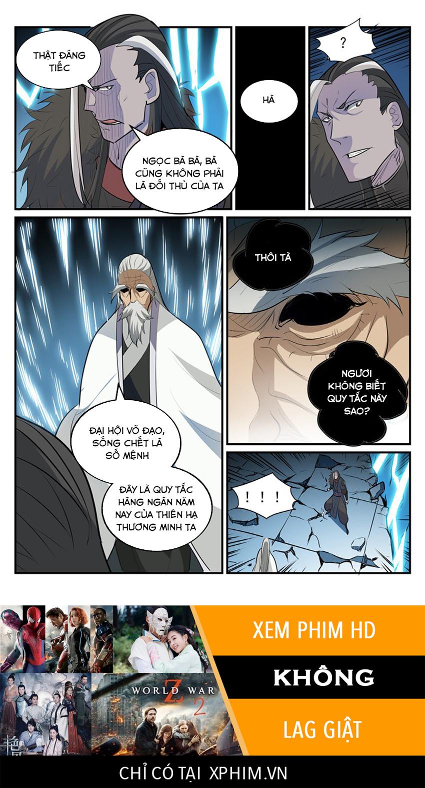 Bách Luyện Thành Thần Chapter 190 trang 18 - CungDocTruyen.com