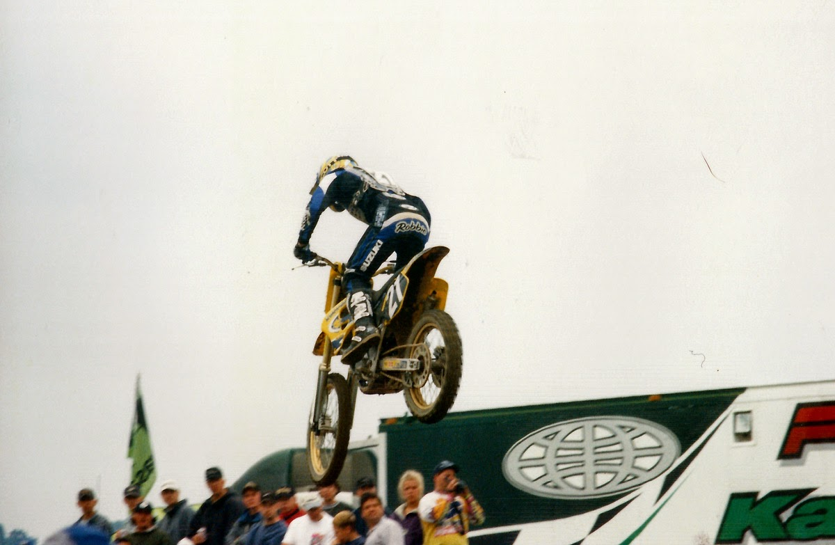 Robbie Reynard High Point 1998