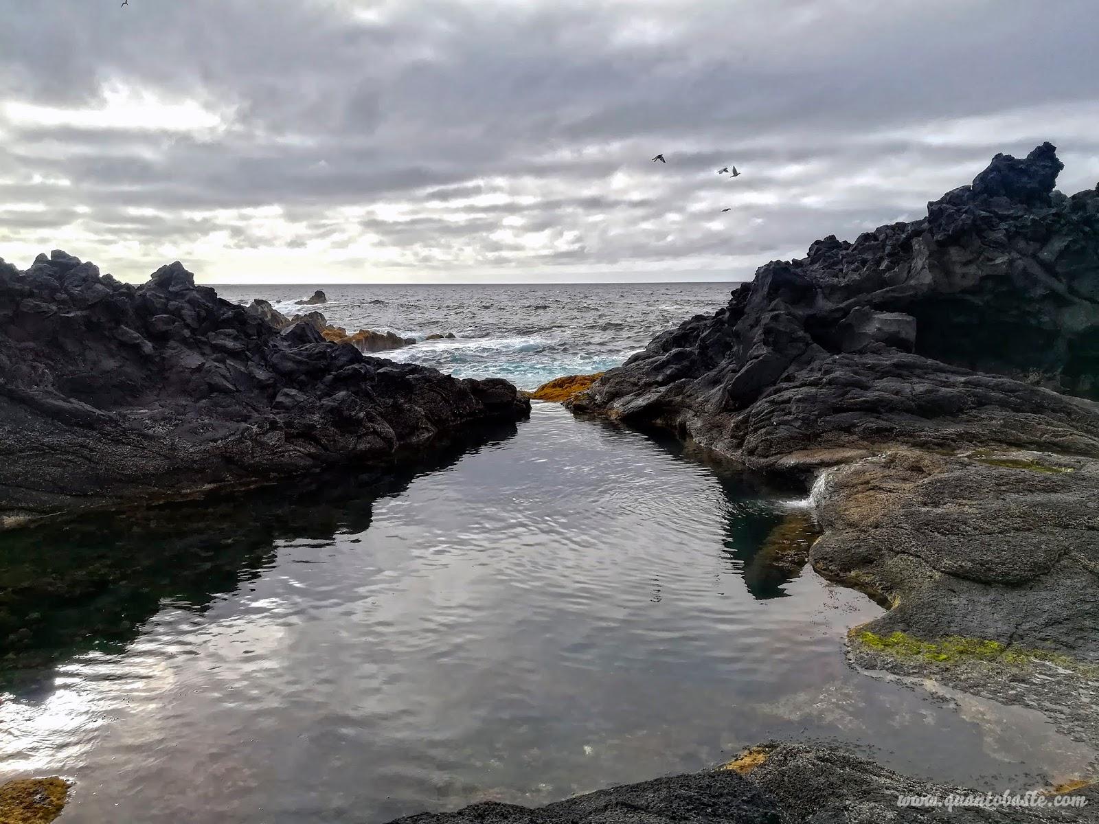 Piscinas Naturais dos Mosteiros - Ponta Delgada - São Miguel - Açores